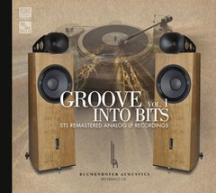 'Groove into Bits' CD is a run-away success.