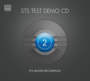 STS Digital STS Master Recordings - Test Demo CD 2 (STS6111146)